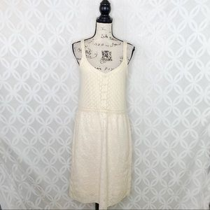 Cynthia Steffe Crochet Eyelet Summer Dress